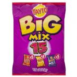 Tayto Big Mix 15Pk 325G